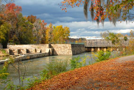 Canal Tours Augusta Ga